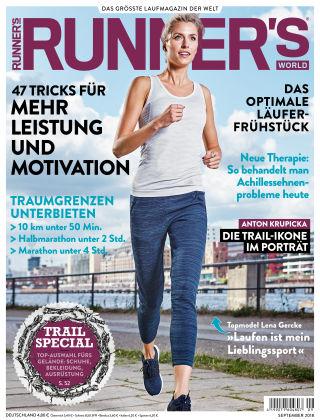 RUNNER'S WORLD - DE 09_2018