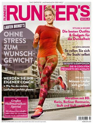 RUNNER'S WORLD - DE 02/2019