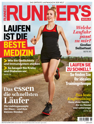 RUNNER'S WORLD - DE 06 2019