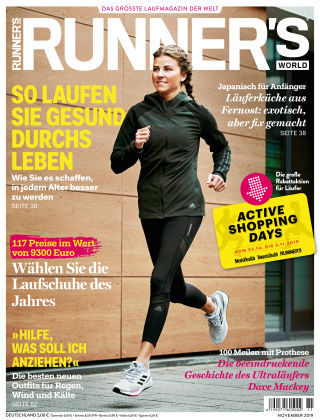 RUNNER'S WORLD - DE 11 2019