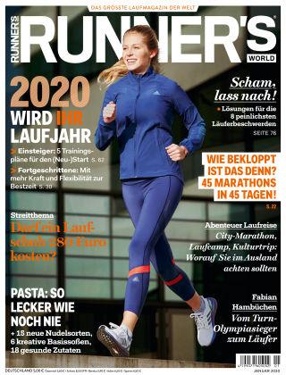 RUNNER'S WORLD - DE 01 2020