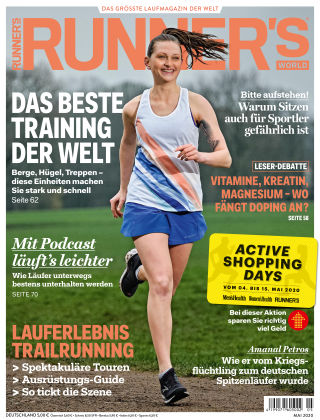 RUNNER'S WORLD - DE 05 2020