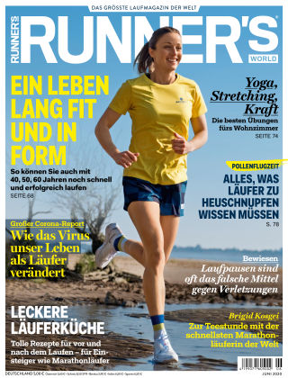 RUNNER'S WORLD - DE 06 2020