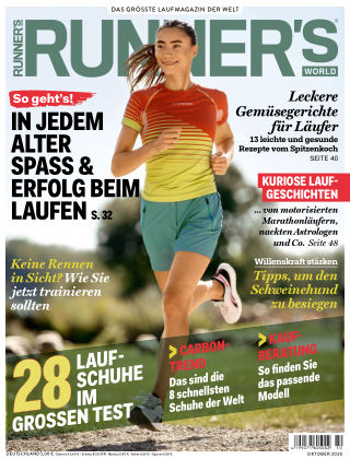 RUNNER'S WORLD - DE 10 2020