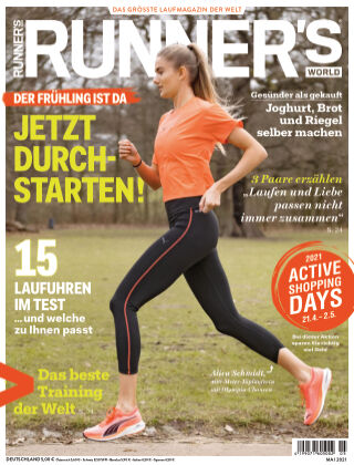 RUNNER'S WORLD - DE 05 2021