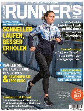 RUNNER'S WORLD - DE 11 2021