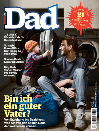 Men's Health Dad  02/2016