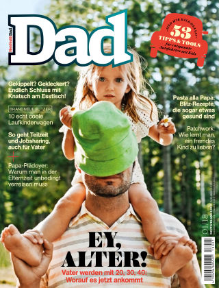 Men's Health Dad  01/18