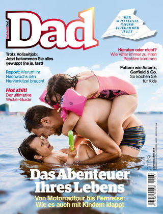 Men's Health Dad  01 2019