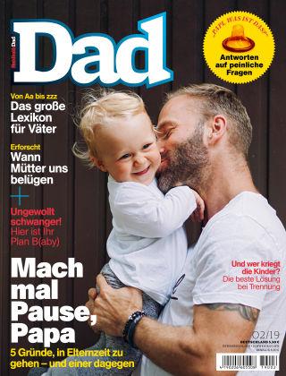 Men's Health Dad  02 2019