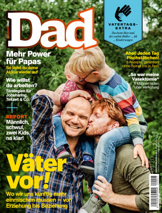 Men's Health Dad  01 2020