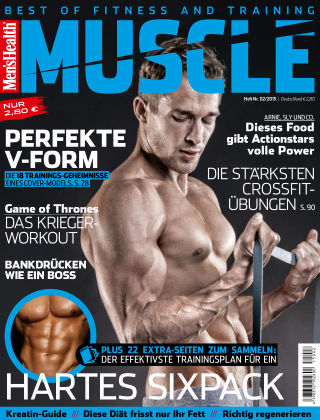 Men's Health MUSCLE (eingestellt) 02/2015