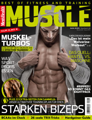 Men's Health MUSCLE (eingestellt) 03/2015