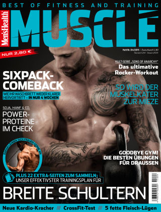 Men's Health MUSCLE (eingestellt) 04/2015