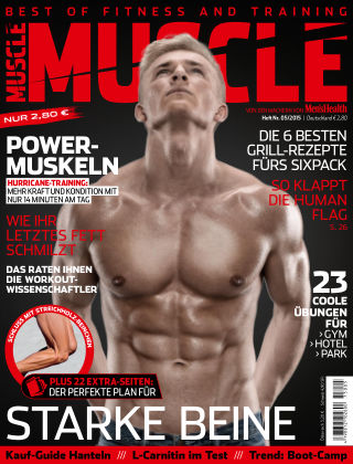 Men's Health MUSCLE (eingestellt) 05/2015