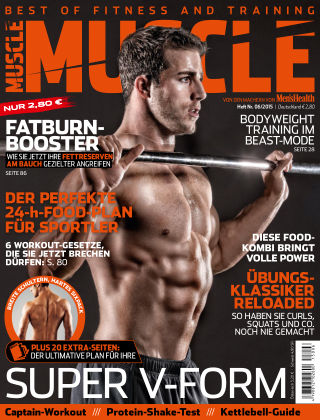 Men's Health MUSCLE (eingestellt) 06/2015