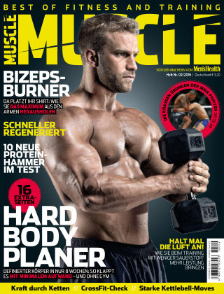 Men's Health MUSCLE (eingestellt) 02/2016