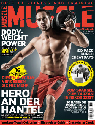 Men's Health MUSCLE (eingestellt) 03/2016