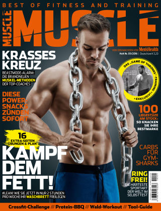 Men's Health MUSCLE (eingestellt) 05/2016