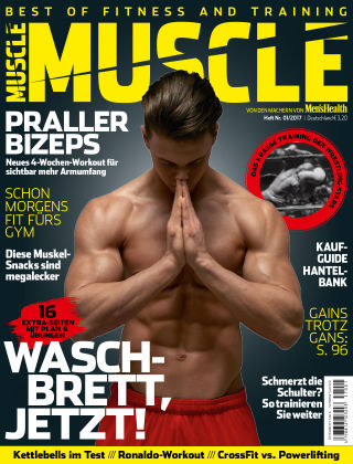 Men's Health MUSCLE (eingestellt) 01/2017