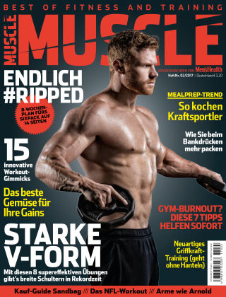 Men's Health MUSCLE (eingestellt) 02/2017