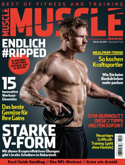Men's Health MUSCLE