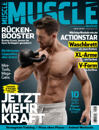 Men's Health MUSCLE (eingestellt) 03/2017