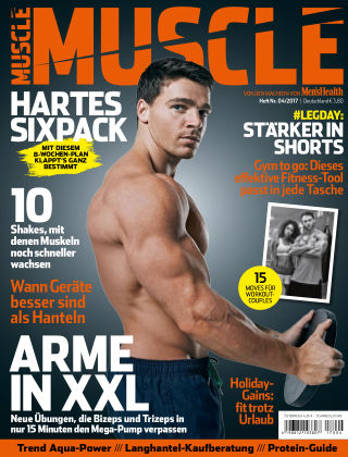 Men's Health MUSCLE (eingestellt) 04/2017