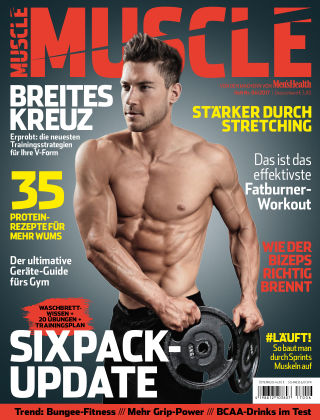 Men's Health MUSCLE (eingestellt) 06/2017