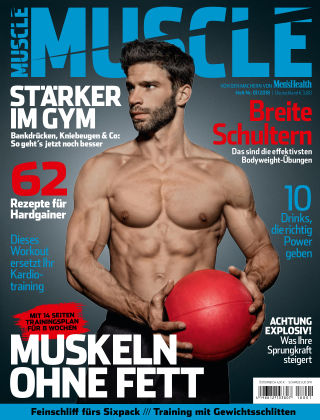 Men's Health MUSCLE (eingestellt) 01/2018
