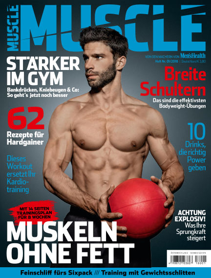 Men's Health MUSCLE