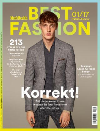 Men's Health Best Fashion Ausgabe 01/2017