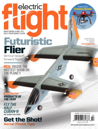 Electric Flight Jul 2016