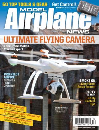 Model Airplane News October 2015