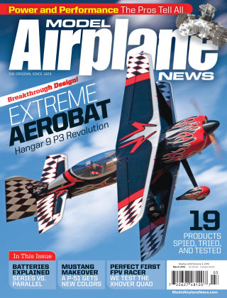 Model Airplane News Mar 2016