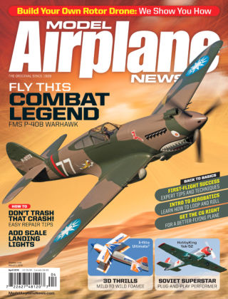 Model Airplane News Apr 2016