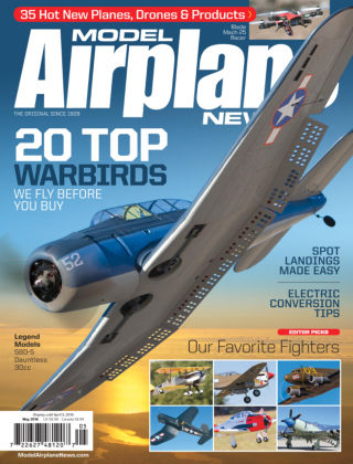 Model Airplane News May 2016