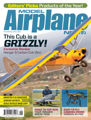 Model Airplane News Jun 2016