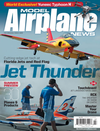 Model Airplane News Jul 2016