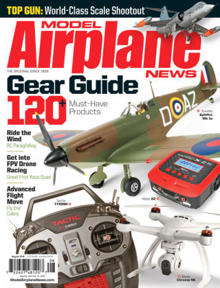 Model Airplane News Aug 2016