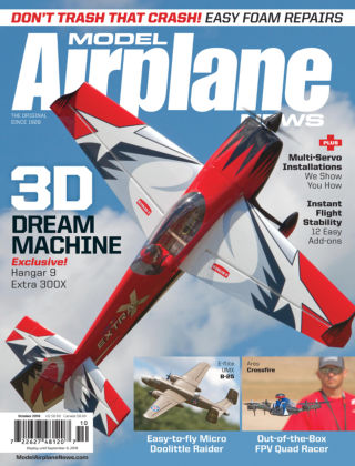 Model Airplane News Oct 2016