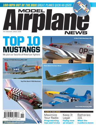 Model Airplane News Nov 2016