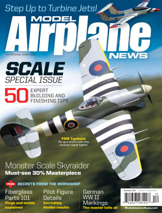 Model Airplane News Dec 2016