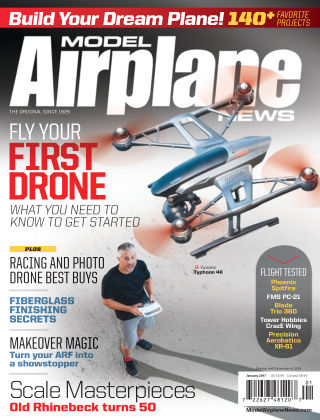 Model Airplane News Jan 2017