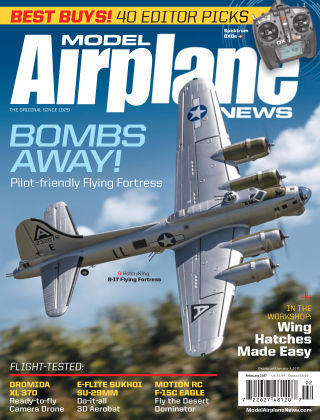 Model Airplane News Feb 2017