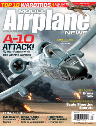 Model Airplane News Mar 2017