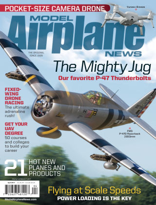 Model Airplane News Apr 2017