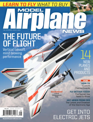Model Airplane News May 2017