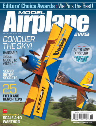 Model Airplane News Jun 2017