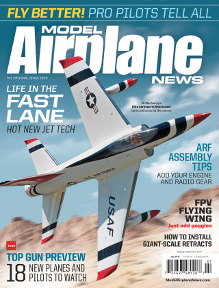 Model Airplane News Jul 2017